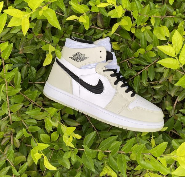 Cheap Air Jordan 1 Zoom CMFT Sail Summit White Shoes CT0979-002-1