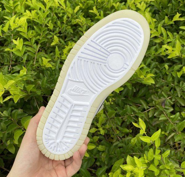 Cheap Air Jordan 1 Zoom CMFT Sail Summit White Shoes CT0979-002-2