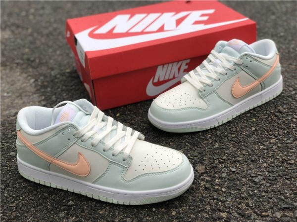 Where To Buy 2021 Nike Dunk Low Barely Green DD1503-104-1