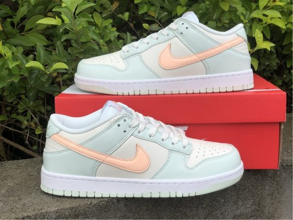 Where To Buy 2021 Nike Dunk Low Barely Green DD1503-104-3
