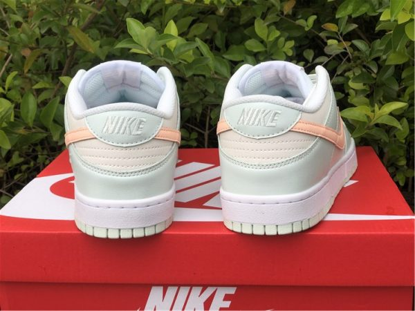 Where To Buy 2021 Nike Dunk Low Barely Green DD1503-104-4