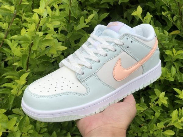 Where To Buy 2021 Nike Dunk Low Barely Green DD1503-104-5