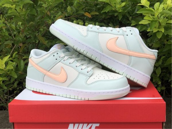 Where To Buy 2021 Nike Dunk Low Barely Green DD1503-104-6