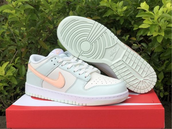 Where To Buy 2021 Nike Dunk Low Barely Green DD1503-104