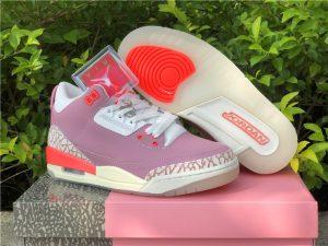 Air Jordan 3 Retro WMNS Rust Pink UK Online Sale