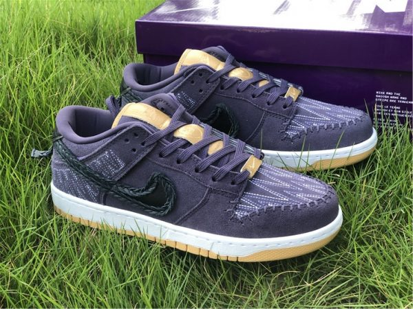 2021 Latest Nike SB Dunk Low N7 Shoes DN1441-500-2