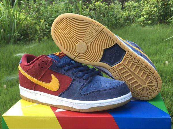 2021 Releases Nike SB Dunk Low Catalonia UK Sale DJ0606-400