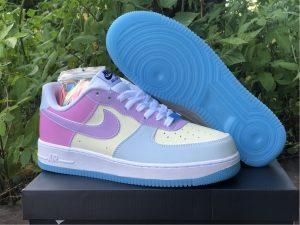 Buy Nike Air Force 1 Low UV White University Blue-Black DA8301-100