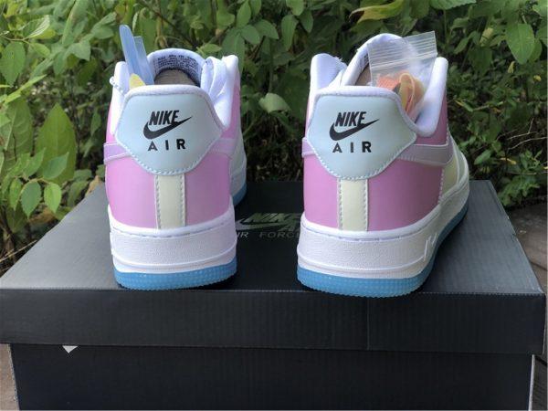 Buy Nike Air Force 1 Low UV White University Blue-Black DA8301-100-5