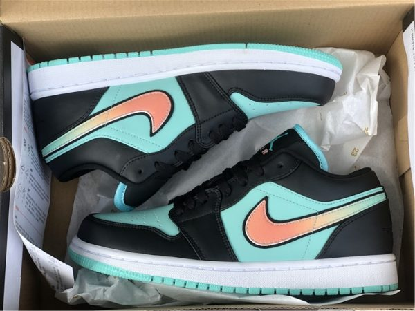 Nike Air Jordan 1 Low SE Tropical Twist Black Sale CK3022-301-1