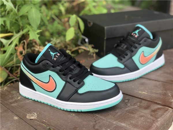 Nike Air Jordan 1 Low SE Tropical Twist Black Sale CK3022-301-2