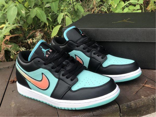 Nike Air Jordan 1 Low SE Tropical Twist Black Sale CK3022-301-3