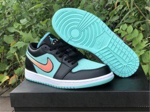 Nike Air Jordan 1 Low SE Tropical Twist Black Sale CK3022-301