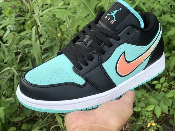 Nike Air Jordan 1 Low SE Tropical Twist Black Sale CK3022-301-7