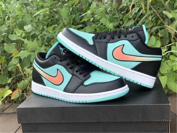 Nike Air Jordan 1 Low SE Tropical Twist Black Sale CK3022-301-8