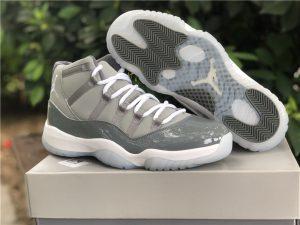 Where To Buy 2021 New Air Jordan 11s Cool Grey CT8012-005