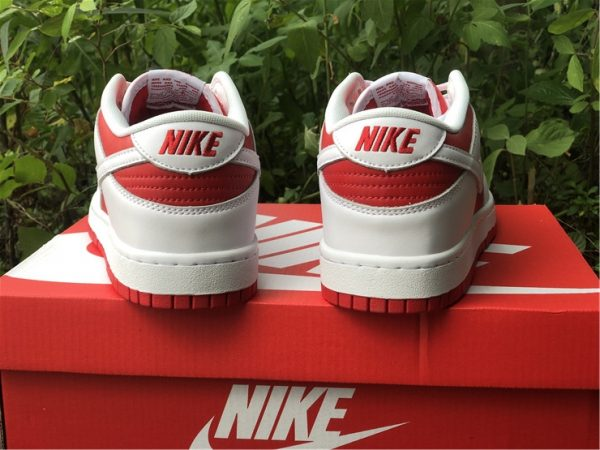Where To Buy 2021 Nike Dunk Low University Red-3