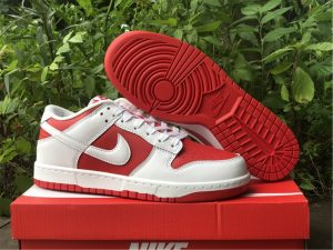 Where To Buy 2021 Nike Dunk Low University Red
