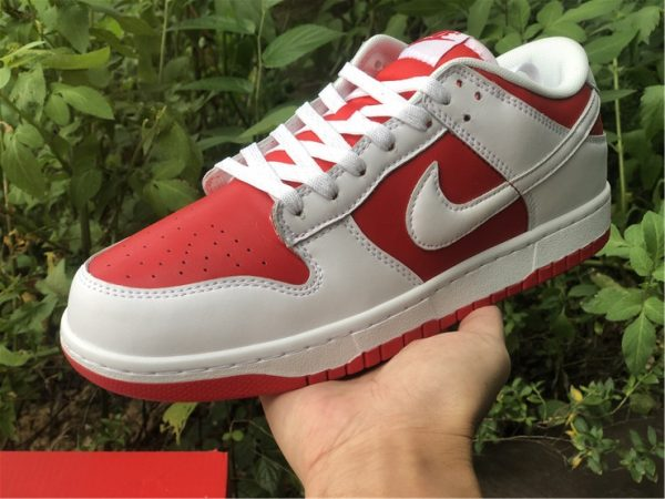 Where To Buy 2021 Nike Dunk Low University Red-5