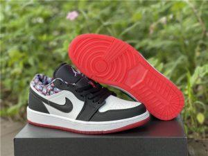 2021 Latest Air Jordan 1 Low Quai 54 Sneakers DM0095-106