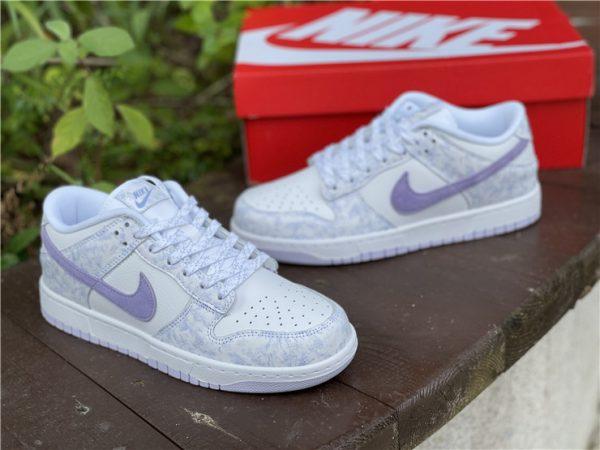 2021 New style Nike Dunk Low Purple Pulse DM9467-500-1
