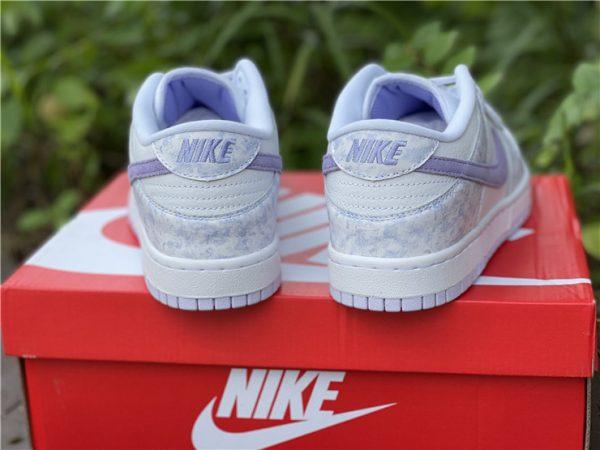 2021 New style Nike Dunk Low Purple Pulse DM9467-500-4