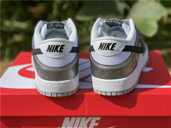 2021 Newest Nike Dunk Low Shimmer For Sale DO5882-001-3