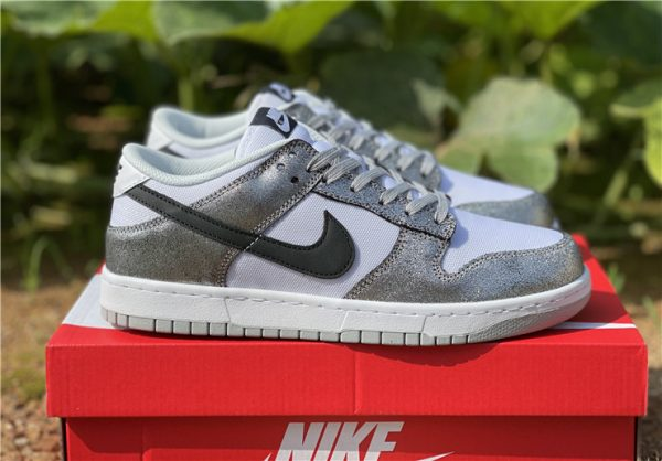 2021 Newest Nike Dunk Low Shimmer For Sale DO5882-001-5