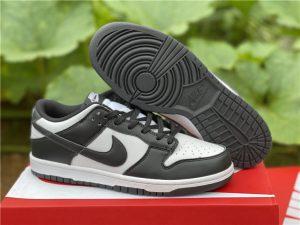 2022 Black Friday Nike Dunk Low Black White DD1391-100