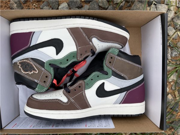 Air Jordan 1 High OG Hand Crafted DH3097-001 In Box
