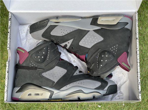 Cheap Air Jordan 6 Bordeaux UK Shoes In Box