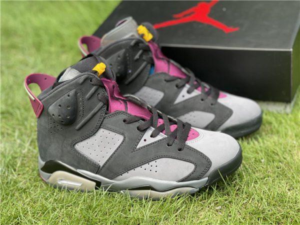 Cheap Air Jordan 6 Bordeaux UK Shoes To Buy CT8529-063-1