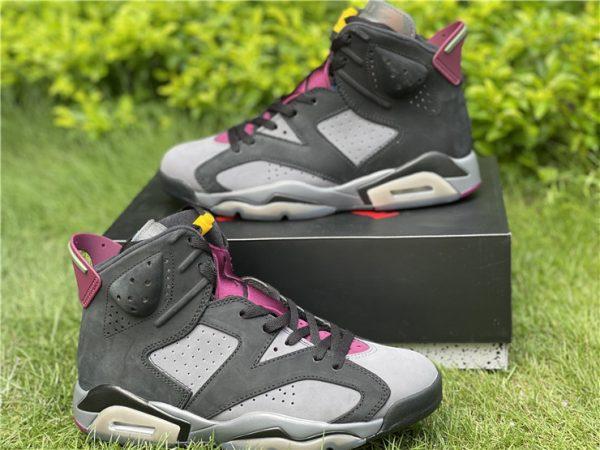 Cheap Air Jordan 6 Bordeaux UK Shoes To Buy CT8529-063-2