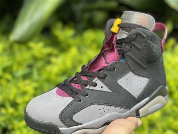 Cheap Air Jordan 6 Bordeaux UK Shoes To Buy CT8529-063-4
