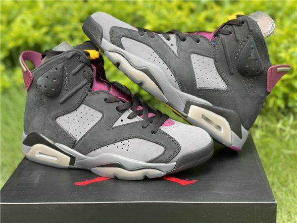 Cheap Air Jordan 6 Bordeaux UK Shoes To Buy CT8529-063-5