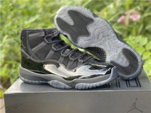 Mens Shoes Air Jordan 11 Retro Cap and Gown UK Sale 378037-005