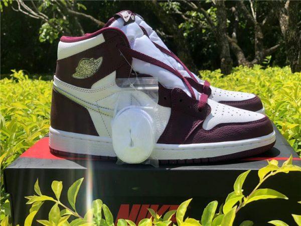 2021 Air Jordan 1 Retro High OG Bordeaux For Sale 555088-611-2