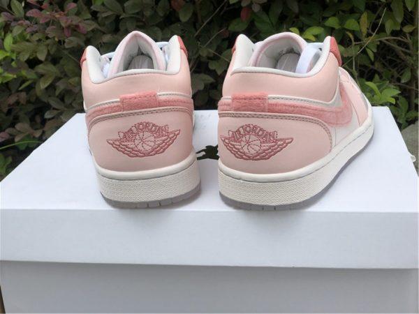 2021 New Air Jordan 1 Low Valentine's Day Shoes DM5443-666-4