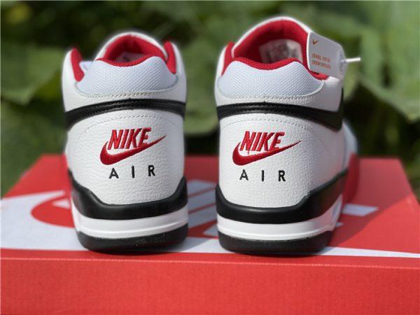 Nike Air Flight 89 Team Red Basketball Shoes BQ4212-100-3