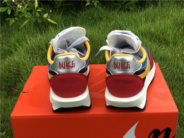 Sacai x Nike LDWaffle Varsity Blue UK Sneakers BV0073-400-1