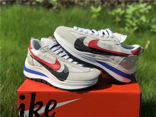 Sacai x Nike Pegasua Vaporfly Sail Jogging Shoes CI9928-010-1