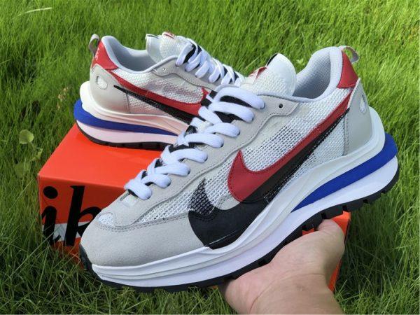 Sacai x Nike Pegasua Vaporfly Sail Jogging Shoes CI9928-010-4