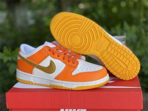 2021 Latest Nike SB Dunk Low Syracuse CU1726-002