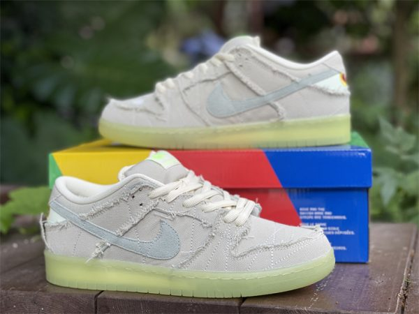 2021 Nike SB Dunks Low Mummy Men Sneakers DM0774-111-3