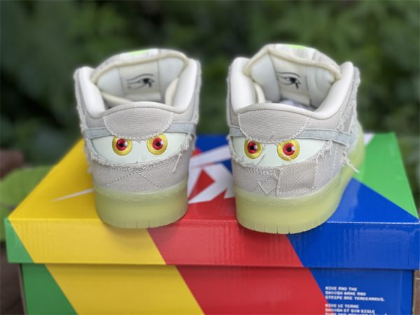 2021 Nike SB Dunks Low Mummy Men Sneakers DM0774-111-4