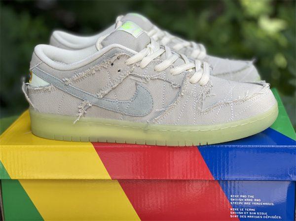 2021 Nike SB Dunks Low Mummy Men Sneakers DM0774-111-6