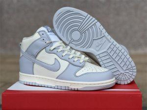 Buy Nike Dunk High Football Grey Sneakers DD1869-102