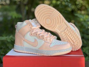 Cheap Nike Dunk High Crimson Tint UK Online DD1869-104