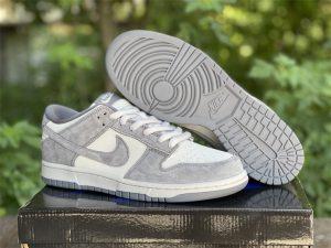 Cheap Nike SB Zoom Dunk Low Pro Grey Month White 854866-002