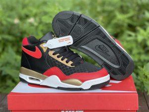 Nike Air Flight 89 Team Red Men Shoes DD8493-091